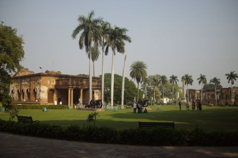 The Residency, Lucknow, India