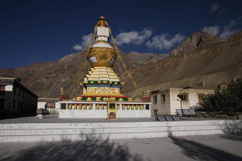 Chogskhor Monastery, Tabo, India