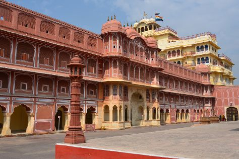 City Palace of Jaipur, Jaipur, India