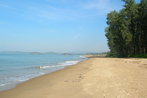 Devbagh Beach, Karwar, India