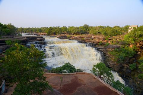 Devdari Falls, Chandauli, India