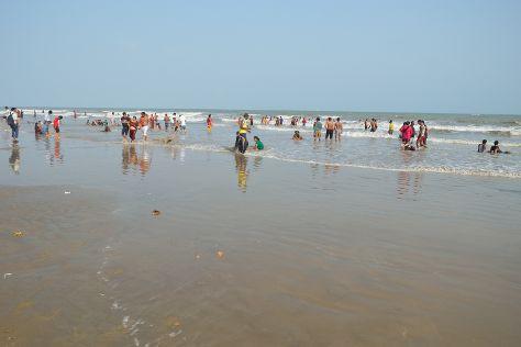 Digha Beach, Midnapore, India