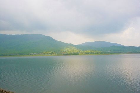 Dimna Lake, Jamshedpur, India