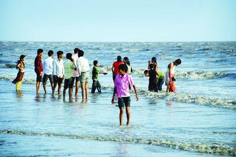 Dumas Beach, Surat, India
