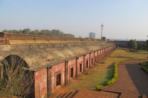 Fort St. Angelos, Kannur, India