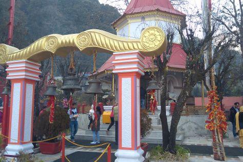 Goddess Naina Devi, Nainital, India