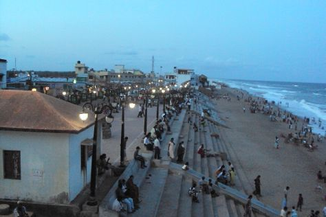 Gopalpur Beach, Ganjam, India