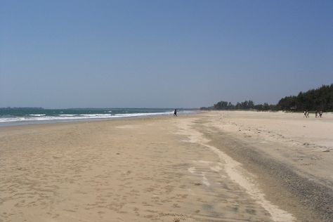 Harihareshwar Beach, Shrivardhan, India