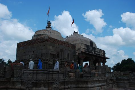 Harshat Mata Temple, Abhaneri, India