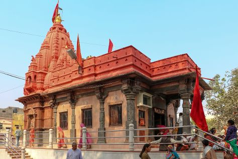 Harsiddhi Temple, Ujjain, India