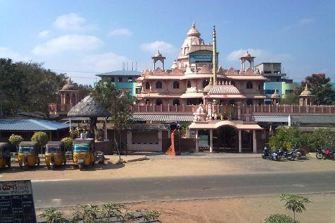 ISKCON Rajahmundry, Sri Sri Radha Gopinath Temple, Rajahmundry, India