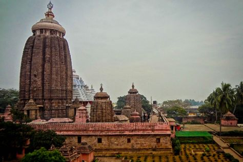 Jagannath Temple, Ranchi, India