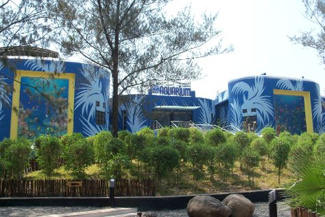 Jagdishchandra Bose Aquarium, Surat, India