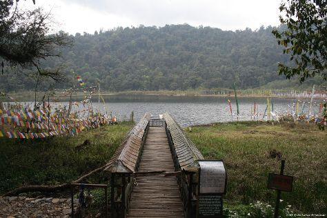 Khecheopalri Lake, Pelling, India