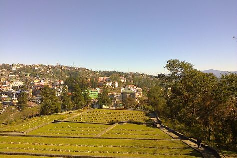 Kohima War Cemetery, Kohima, India