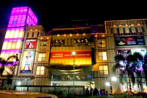 Korum Mall, Thane, India