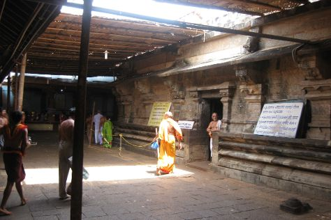 Mahabaleswara Temple, Gokarna, India