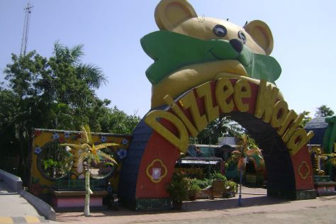 MGM Dizzee World, Muttukadu, India