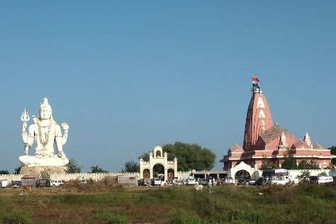 Nageshwar Jyotirlinga Temple, Dwarka, India