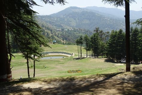 Naldehra Golf Course, Naldehra, India