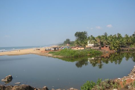 Paradise Beach, Gokarna, India