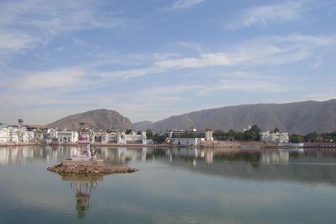 Pushkar Lake, Pushkar, India