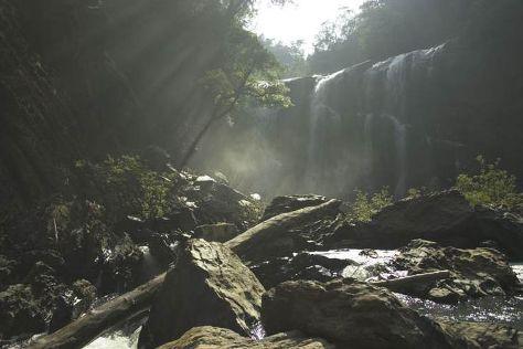 Sathoddi falls, Yellapur, India