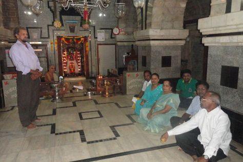 Shantadurga Kalangutkarin Temple, Bicholim, India