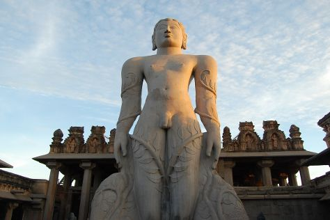 Shravanabelgola Jain Temple, Channarayapatna, India
