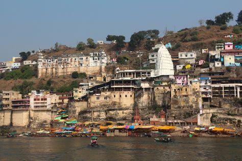Shri Omkareshwar Jyotirlinga, Indore, India