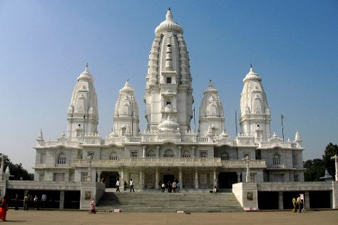 J K Temple, Kanpur, India
