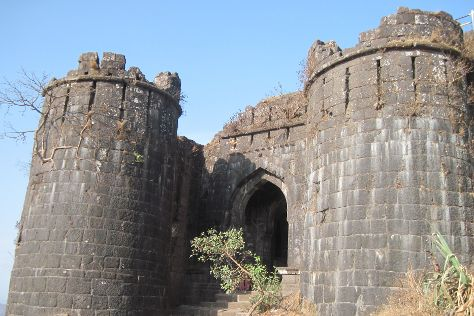 Sinhagad Fort, Pune, India