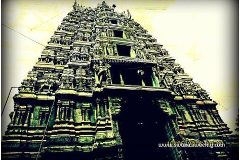 Sri Badrakaliamman Temple, Sivakasi, India