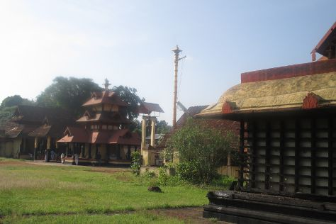 Sree Vallabha Temple, Thiruvalla, India