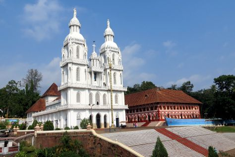St. Mary's Forane Church, Kuravilangad, India