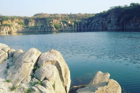 Surajkund Lake, Faridabad, India