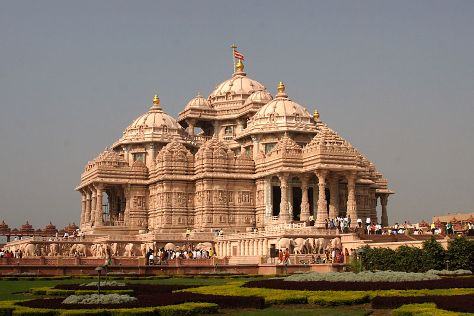 Akshardham, New Delhi, India