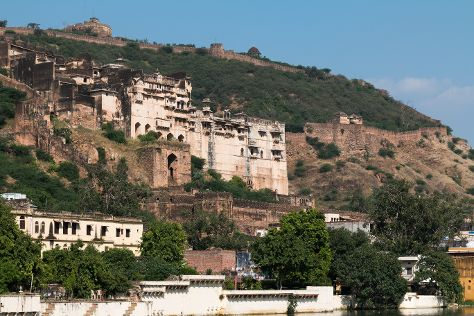 Taragarh Fort, Bundi, India
