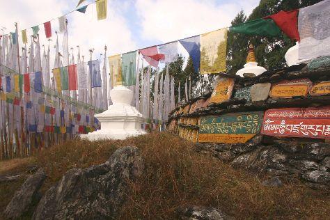 Tashiding Monastery, Yuksom, India