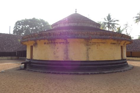 Thrichittattu Mahavishnu Temple, Chengannur, India