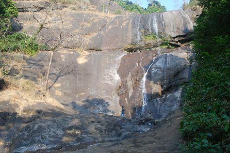 Thusharagiri Waterfalls, Thamarassery, India
