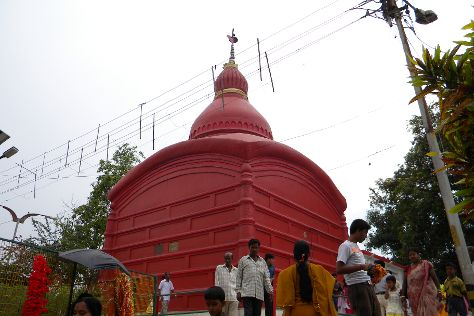 Tripurasundari Temple, Gomati District, India