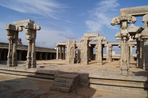 Veerabhadra Temple, Lepakshi, India