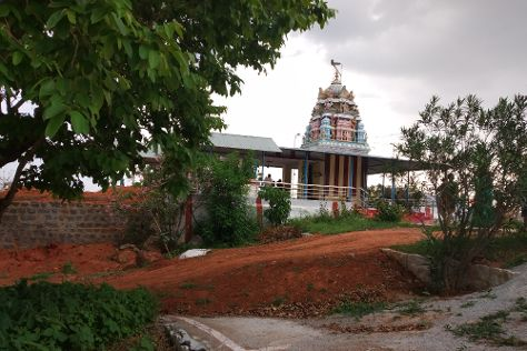 Velavan Temple, Yelagiri, India