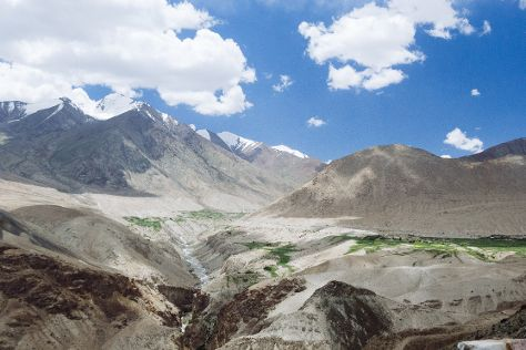 Wari La Pass, Diskit, India