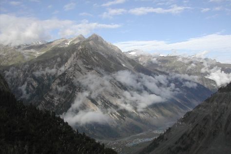 Zojila Pass, Sonamarg, India