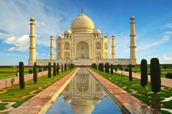 A Star Tours, Agra, India