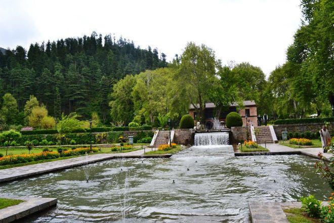 Achabal Garden, Srinagar, India