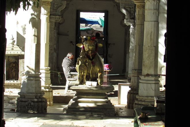 Achal Garh Temple, Mount Abu, India