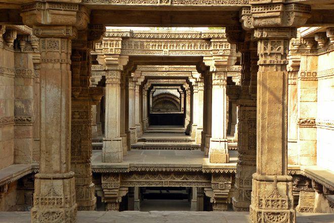 Adalaj Stepwell, Ahmedabad, India